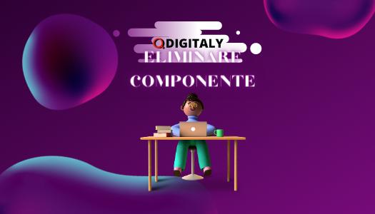 Template di Q Digitaly per il tuo sito web